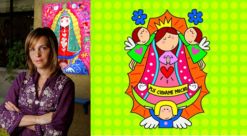 Dibujos de la virgen de guadalupe facil para dibujar - Imagui