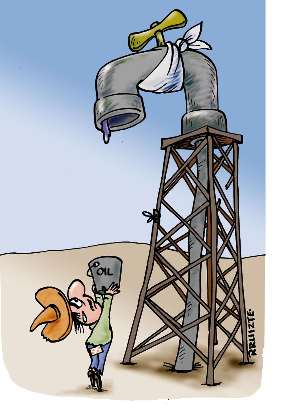 Resultado de imagen para Ruy Núñez crisis energetica